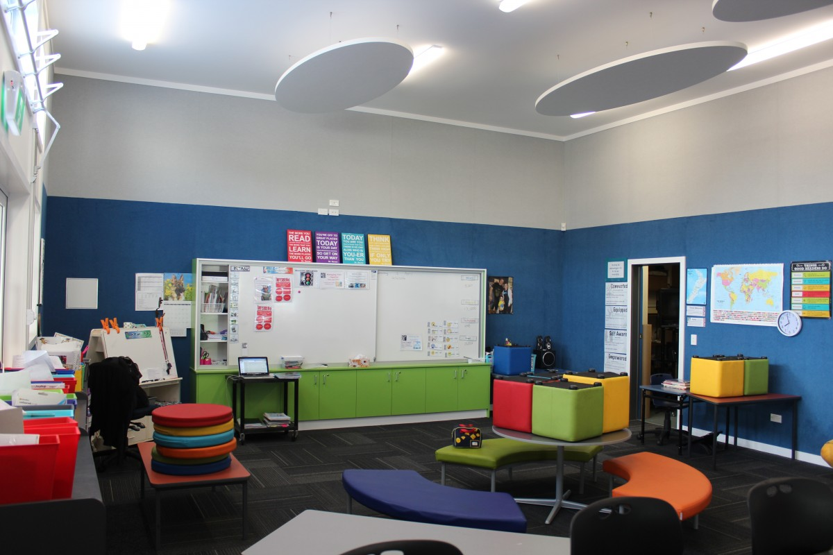Classroom Design And Management ~ Kohia terrace primary school additions and alterations to